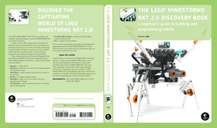 Discovery Book - Detailed Overview - Robotsquare