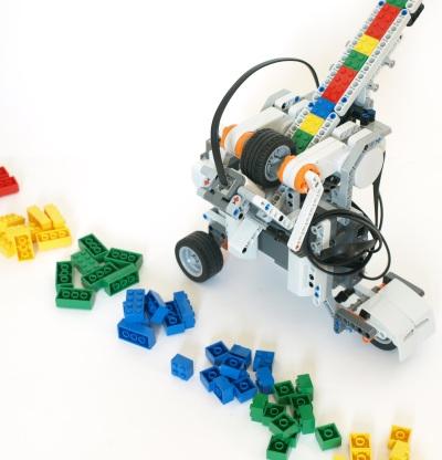 Hybrid Brick Sorter - Robotsquare