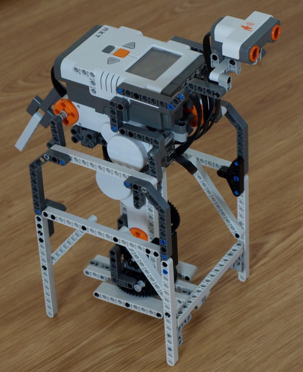 Tutorial Hopper Robotsquare