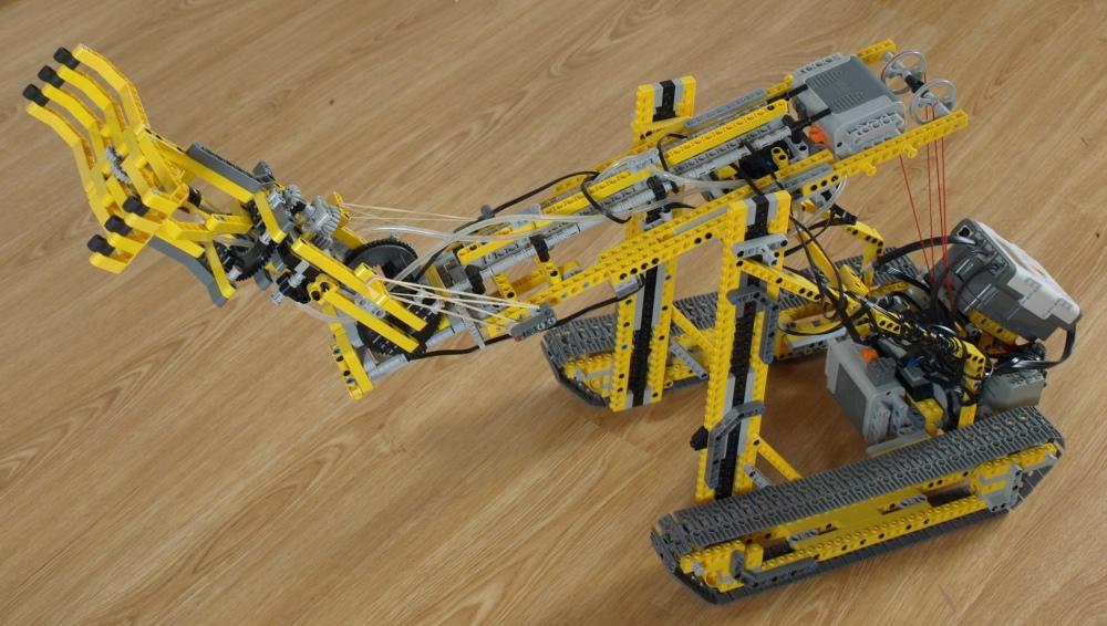 Robotic Arm #3 - Robotsquare