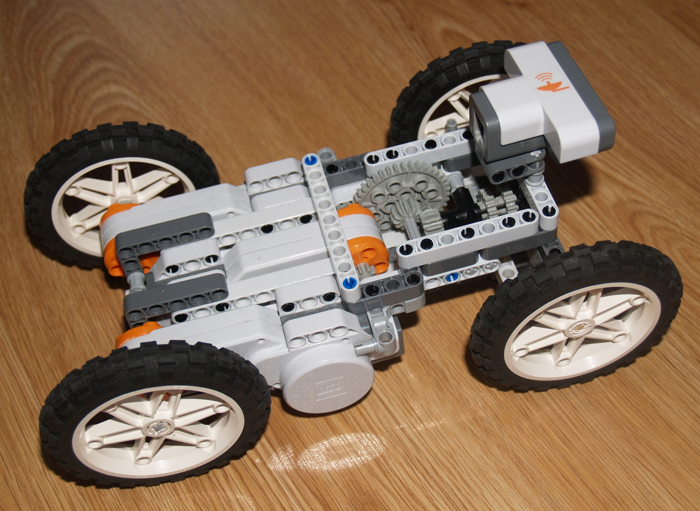 Инструкции к роботу LEGO MINDSTORMS NXT 2.0 56