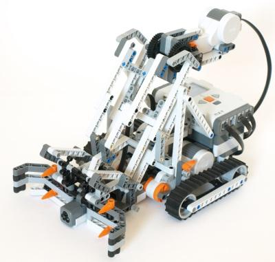 The Snatcher - Robotsquare