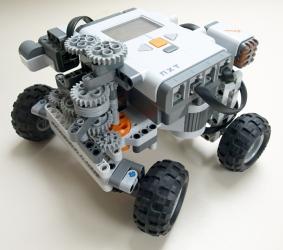 Self Parking Car Robotsquare