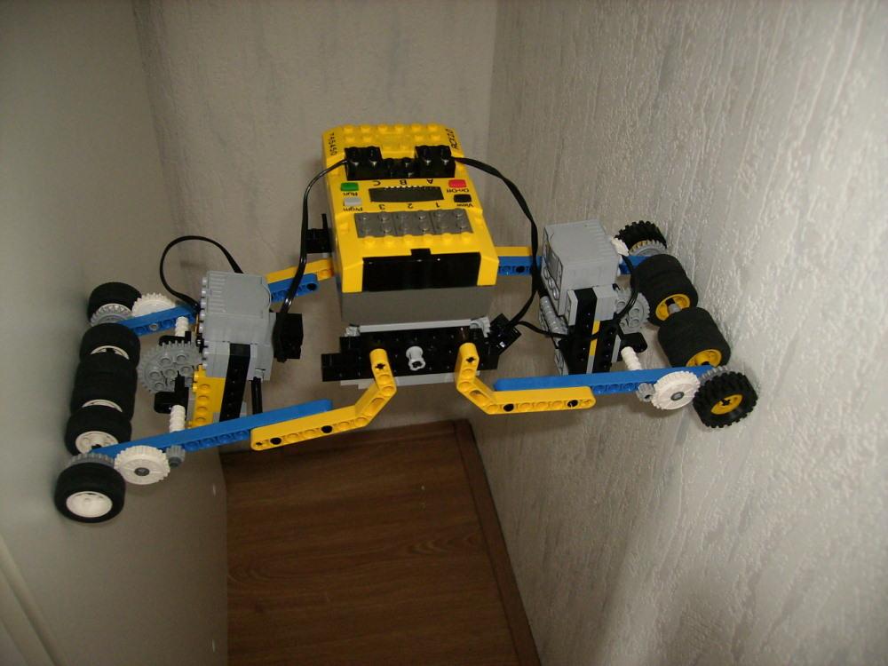Инструкции к роботу LEGO MINDSTORMS NXT 2.0 98