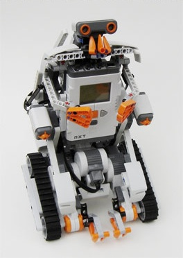Tutorials: Official MINDSTORMS NXT 2 0 Bonus Models – Robotsquare