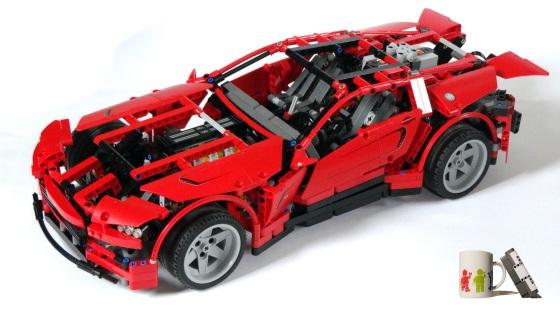 Lego Mindstorms Ev3 Race Car Building Instructions