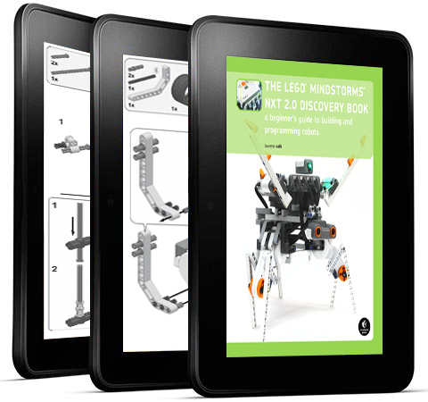 Discovery E-Book now available - Robotsquare
