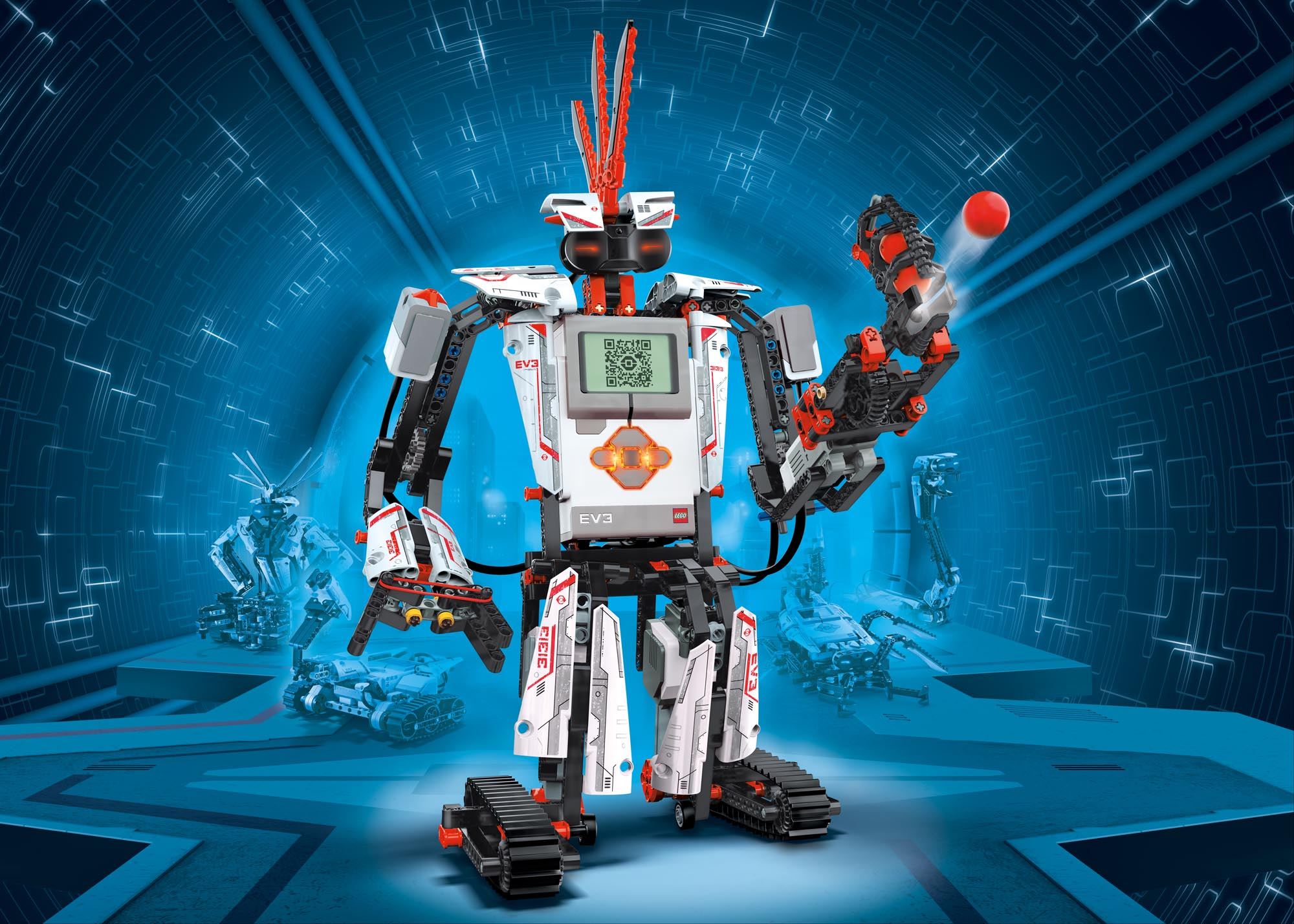nxt mindstorm projects