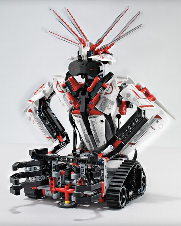 Preview: The New Robots - LEGO MINDSTORMS EV3 - Robotsquare