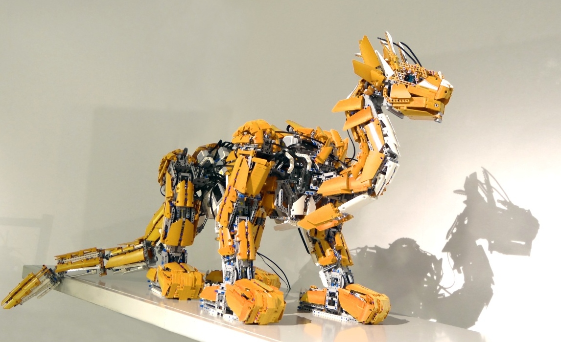 EV3 Dragon – Robotsquare