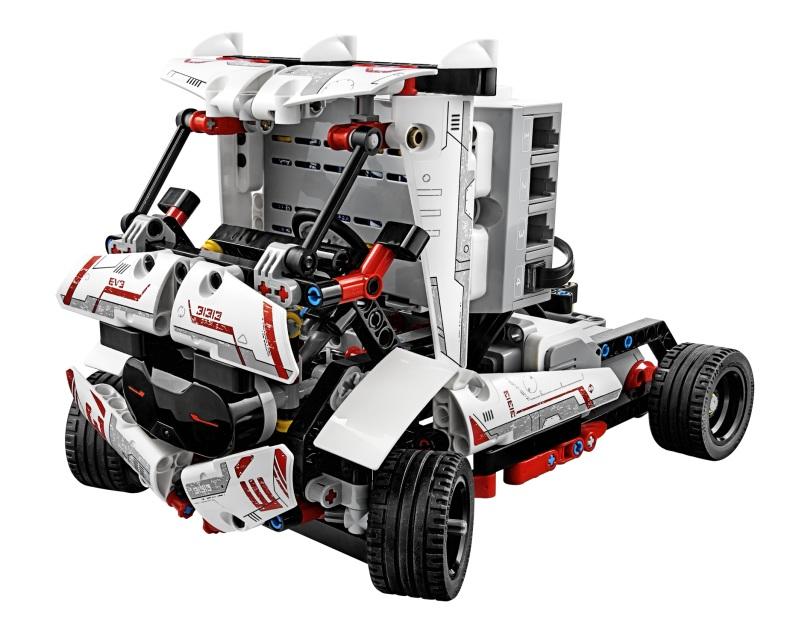 LEGO MINDSTORMS EV3: 12 Bonus Models - Robotsquare