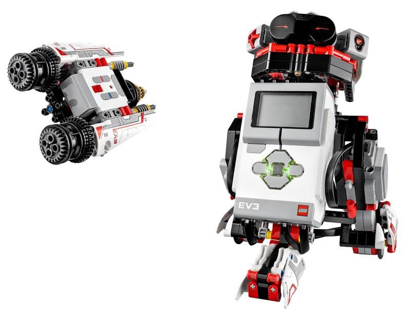 LEGO MINDSTORMS EV3: 12 Bonus Models – Robotsquare
