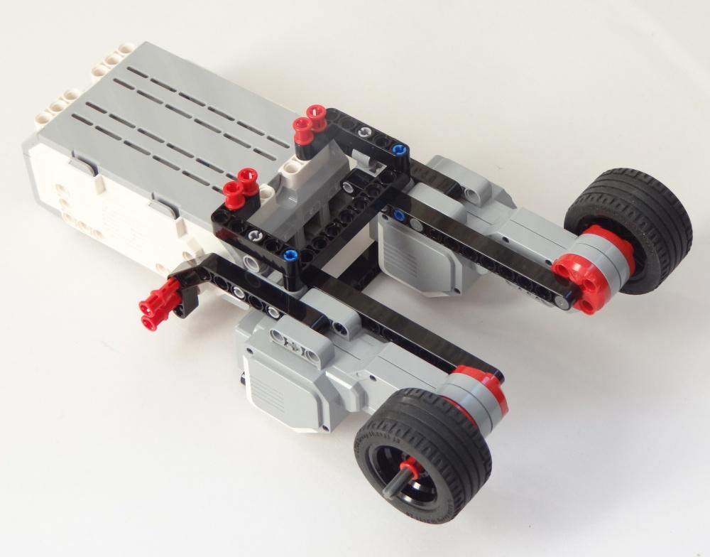 Tutorial: Building BALANC3R – Robotsquare
