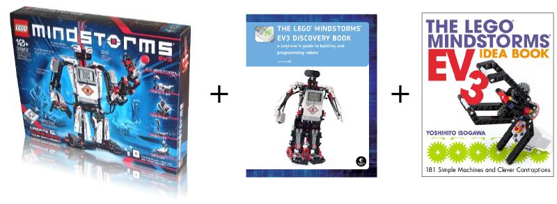 EV3 Holiday Gift Guide: LEGO MINDSTORMS EV3 Starter Pack - Robotsquare