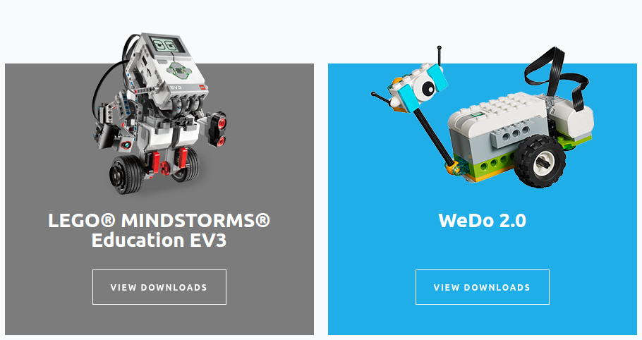 Download the LEGO MINDSTORMS EV3 Education Software (for free