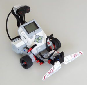 how to clear ev3 brick